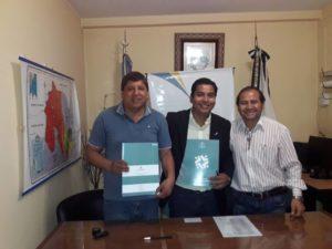 firma de convenio RINCONADA 2