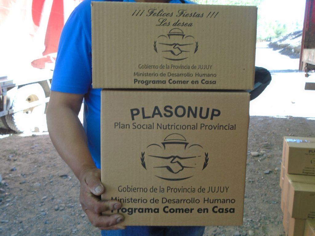 Viernes 15 y sábado 16 se realizará la entrega de Unidades Alimentarias y Módulos Navideños en localidades de Valles